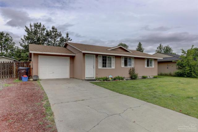 1629 SW 33rd Street, Redmond, OR 97756 (MLS #201905586) :: Fred Real Estate Group of Central Oregon