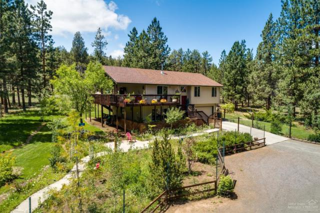 69065 Barclay Drive, Sisters, OR 97759 (MLS #201905635) :: The Ladd Group