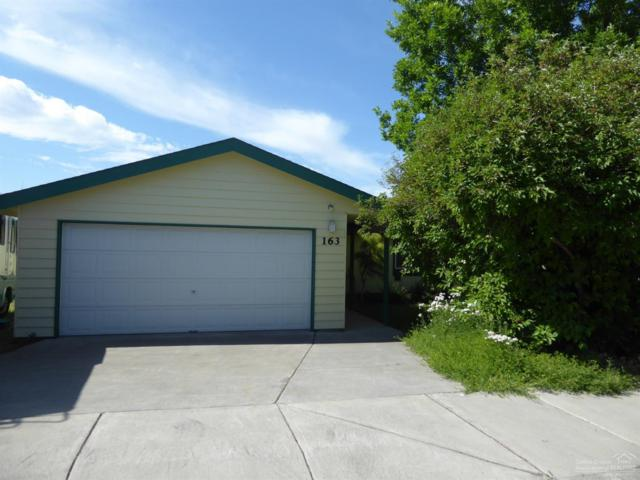 163 SE Tracie Street, Madras, OR 97741 (MLS #201906022) :: The Ladd Group
