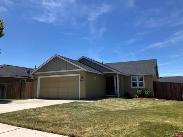 2643 NE 5th Street, Redmond, OR 97756 (MLS #201906032) :: Central Oregon Home Pros