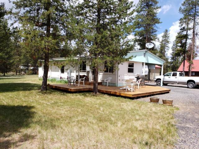 17062 Deer Run Lane, La Pine, OR 97739 (MLS #201906033) :: Fred Real Estate Group of Central Oregon