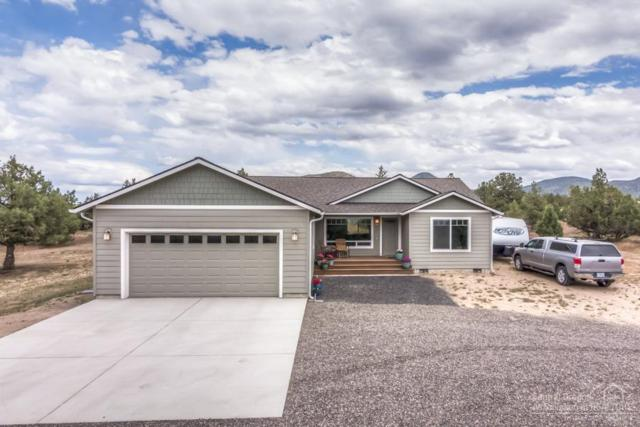 13464 SW Rust Bucket Road, Powell Butte, OR 97753 (MLS #201906100) :: Fred Real Estate Group of Central Oregon