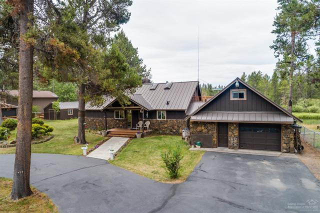 55349 Big River Drive, Bend, OR 97707 (MLS #201906132) :: Stellar Realty Northwest
