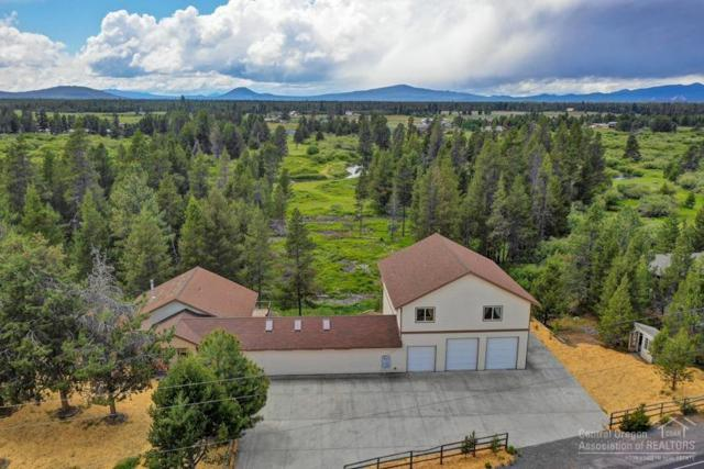 53345 Riverview Drive, La Pine, OR 97739 (MLS #201906141) :: Central Oregon Home Pros
