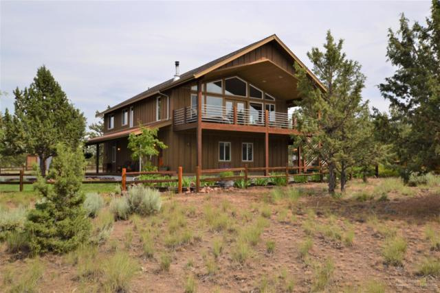 9418 SW Happy Days Lane, Powell Butte, OR 97753 (MLS #201906333) :: Fred Real Estate Group of Central Oregon