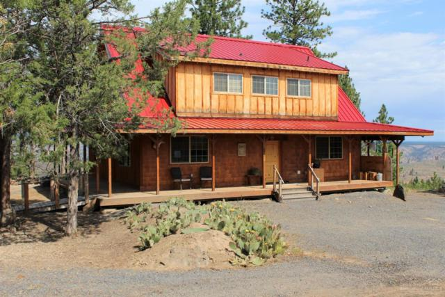 13838 SW Airstrip Lane, Culver, OR 97734 (MLS #201906436) :: Team Birtola | High Desert Realty