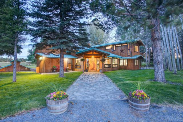 25281 Alfalfa Market Road, Bend, OR 97701 (MLS #201906443) :: The Ladd Group