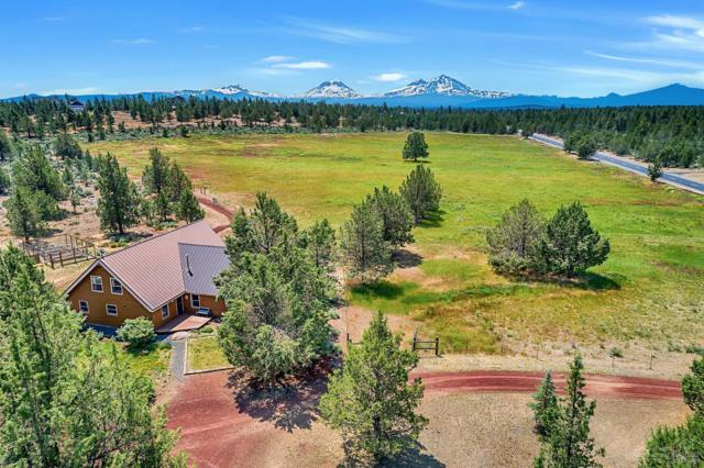 70090 Holmes Road, Sisters, OR 97759 (MLS #201906529) :: Fred Real Estate Group of Central Oregon