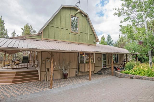 18211 Goldcoach Road, Sisters, OR 97759 (MLS #201906611) :: The Ladd Group