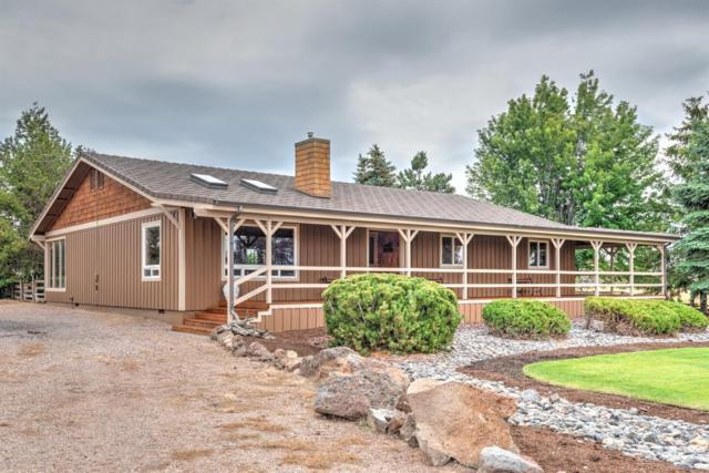 1160 NW Mcdaniel Road, Powell Butte, OR 97753 (MLS #201906639) :: Fred Real Estate Group of Central Oregon