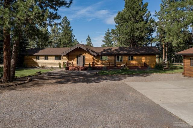16997 Buck Lane, Sisters, OR 97759 (MLS #201906776) :: The Ladd Group