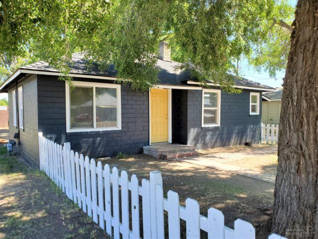 85 SW 2nd Street, Madras, OR 97741 (MLS #201906786) :: Fred Real Estate Group of Central Oregon