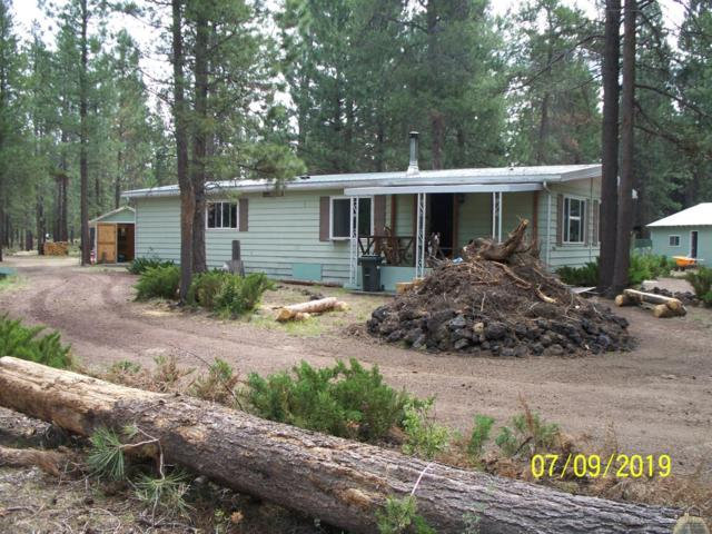 51849 Pine Loop Drive, La Pine, OR 97739 (MLS #201906870) :: Fred Real Estate Group of Central Oregon