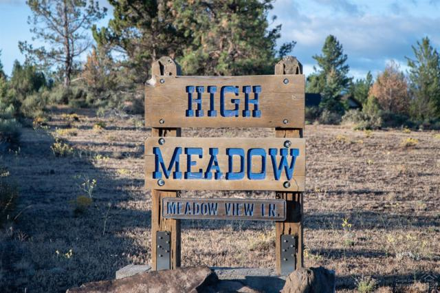70060 Meadow View Road, Sisters, OR 97759 (MLS #201906901) :: Fred Real Estate Group of Central Oregon