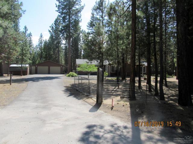 51861 Ponderosa Way, La Pine, OR 97739 (MLS #201906902) :: Berkshire Hathaway HomeServices Northwest Real Estate