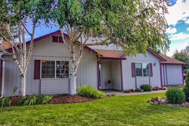 3691 SW Bobby Jones Court, Redmond, OR 97756 (MLS #201906937) :: Fred Real Estate Group of Central Oregon