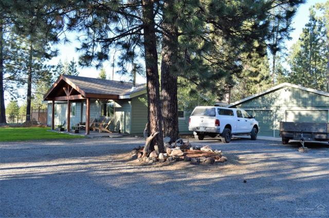 53388 Woodstock Drive, La Pine, OR 97739 (MLS #201906957) :: Fred Real Estate Group of Central Oregon