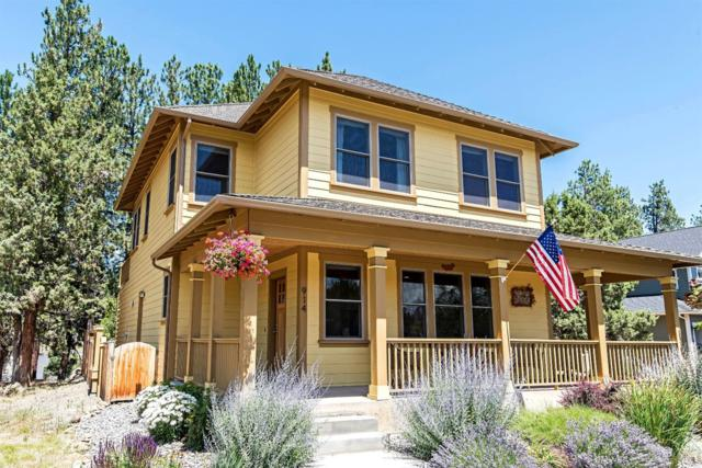 914 E Horse Back Trail, Sisters, OR 97759 (MLS #201906981) :: Fred Real Estate Group of Central Oregon