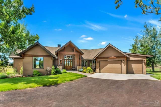64146 Pioneer Loop, Bend, OR 97701 (MLS #201907010) :: Fred Real Estate Group of Central Oregon