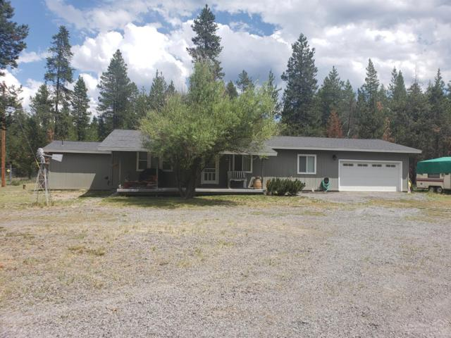 52368 Lechner Lane, La Pine, OR 97739 (MLS #201907077) :: Central Oregon Home Pros