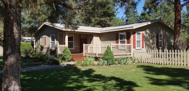 69306 Panoramic Drive, Sisters, OR 97759 (MLS #201907183) :: Berkshire Hathaway HomeServices Northwest Real Estate