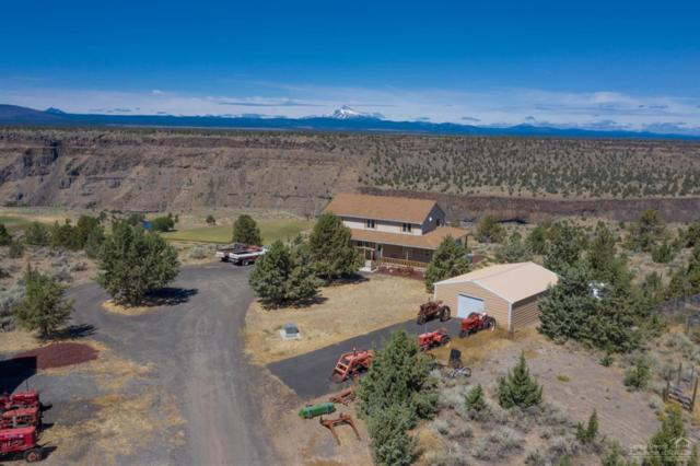 8976 SW Green Drive, Culver, OR 97734 (MLS #201907619) :: Team Birtola | High Desert Realty