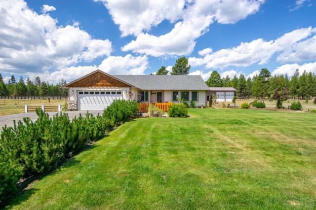 52225 Elderberry Lane, La Pine, OR 97739 (MLS #201907627) :: Central Oregon Home Pros