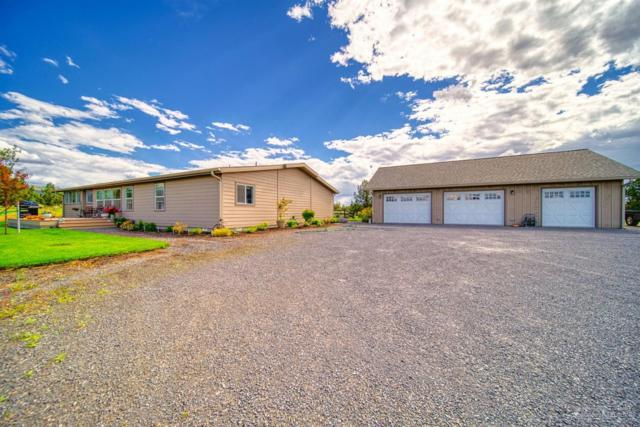 10012 SW Reif Road, Powell Butte, OR 97753 (MLS #201907803) :: Bend Homes Now