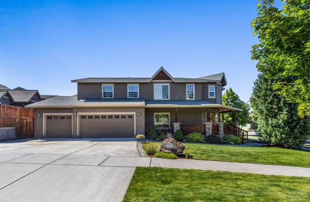 63187 NE Peale Street, Bend, OR 97701 (MLS #201908400) :: Berkshire Hathaway HomeServices Northwest Real Estate
