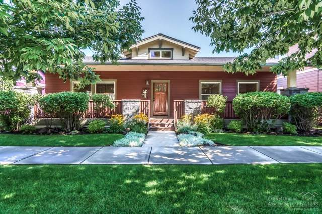 1563 NW Hickory Place, Redmond, OR 97756 (MLS #201908406) :: The Ladd Group