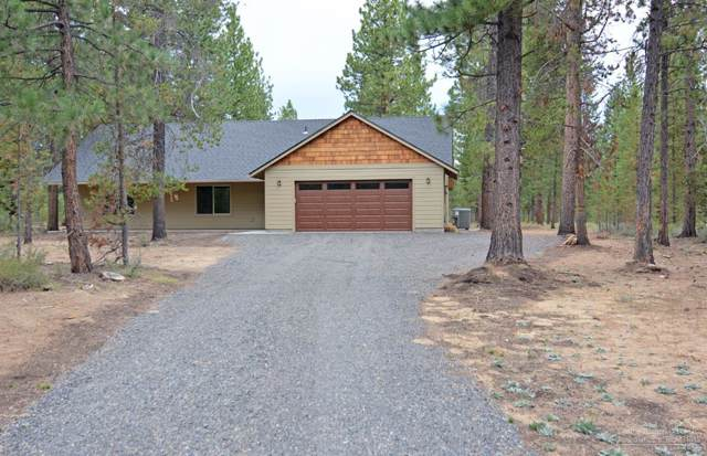 16250 Park Drive, La Pine, OR 97739 (MLS #201908410) :: Berkshire Hathaway HomeServices Northwest Real Estate