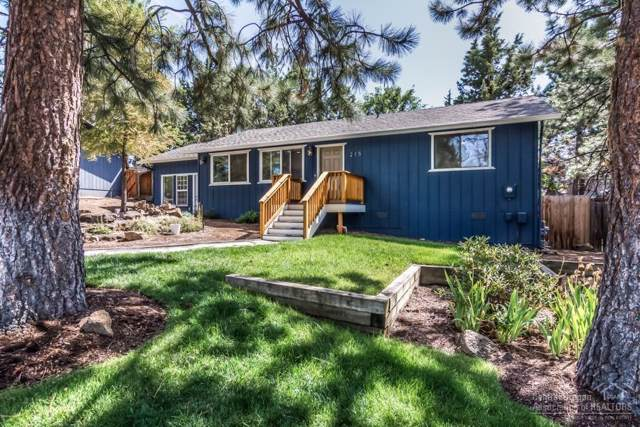 215 SW Maricopa Drive, Bend, OR 97702 (MLS #201908414) :: Berkshire Hathaway HomeServices Northwest Real Estate