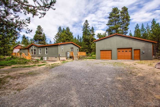 53554 Day, La Pine, OR 97739 (MLS #201908420) :: Premiere Property Group, LLC
