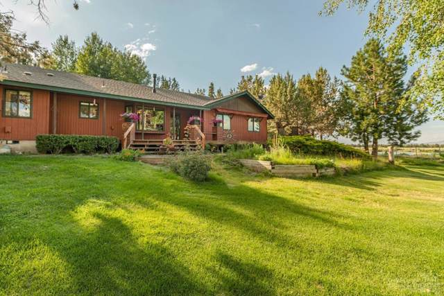61212 Obernolte Road, Bend, OR 97701 (MLS #201908457) :: Berkshire Hathaway HomeServices Northwest Real Estate