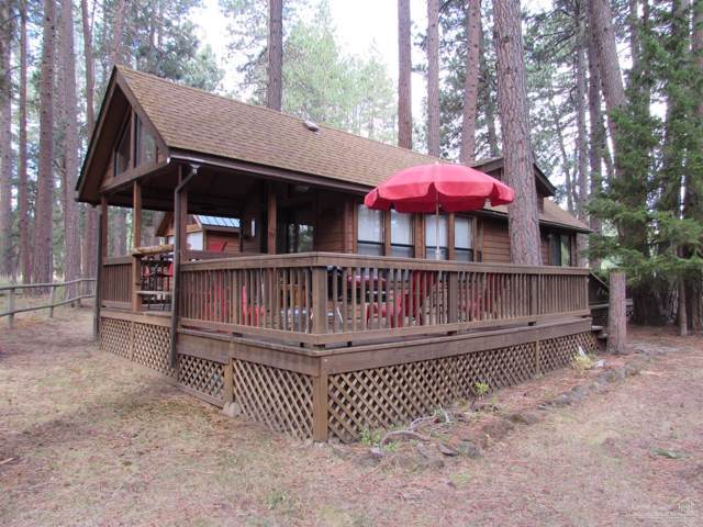 25615 SW Cold Springs Resort Lane Lane, Camp Sherman, OR 97730 (MLS #201908484) :: Fred Real Estate Group of Central Oregon