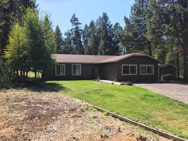 55545 Sun Court, Bend, OR 97707 (MLS #201908513) :: Premiere Property Group, LLC