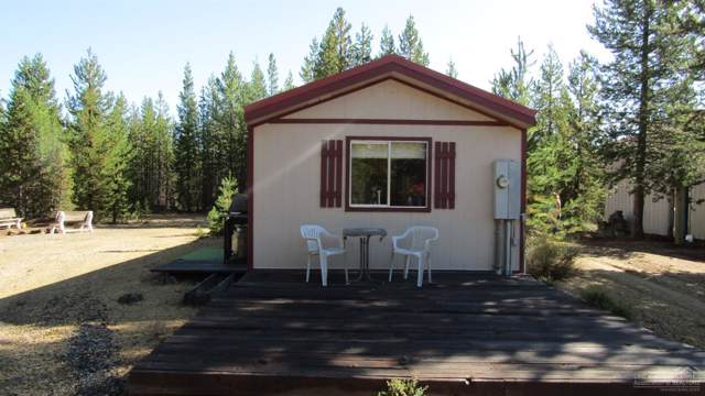 123704 Cruickshank Drive, Crescent Lake, OR 97733 (MLS #201908531) :: Fred Real Estate Group of Central Oregon