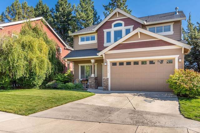 3135 NE Monte Vista Lane, Bend, OR 97701 (MLS #201908566) :: Central Oregon Home Pros