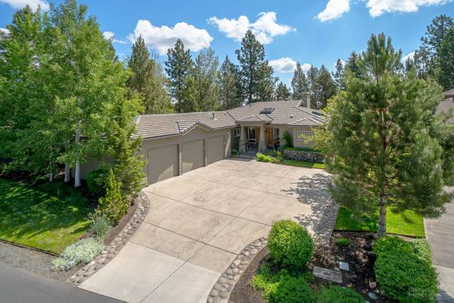 3094 NW Clubhouse Drive, Bend, OR 97703 (MLS #201908615) :: The Ladd Group