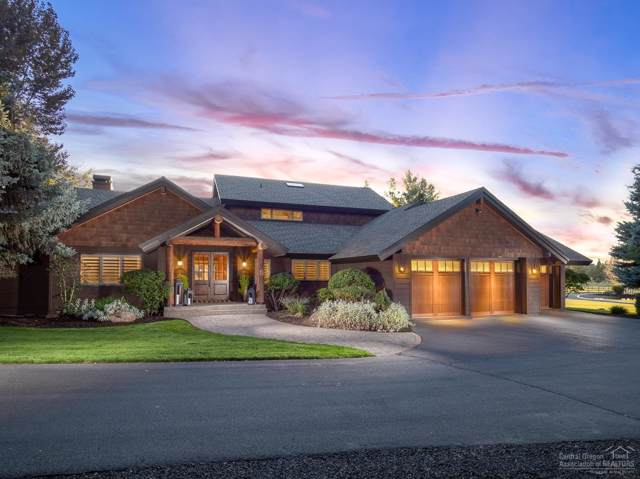 64610 Collins Road, Bend, OR 97703 (MLS #201908665) :: Berkshire Hathaway HomeServices Northwest Real Estate
