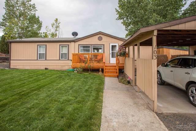 103 SE J Street, Madras, OR 97741 (MLS #201908673) :: Central Oregon Home Pros