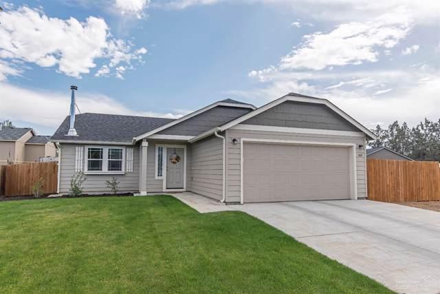 460 SW 31st Street, Redmond, OR 97756 (MLS #201908686) :: Berkshire Hathaway HomeServices Northwest Real Estate