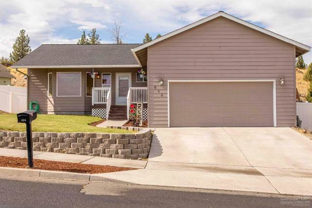 838 SW Sunnyside Drive, Madras, OR 97741 (MLS #201908690) :: Central Oregon Home Pros