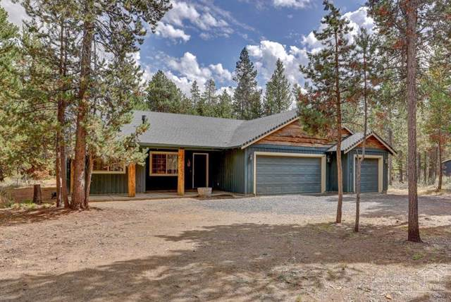 54748 Pinewood Avenue, Bend, OR 97707 (MLS #201908691) :: Berkshire Hathaway HomeServices Northwest Real Estate