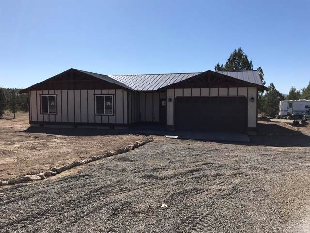 16749 SE Yaqui Road, Prineville, OR 97754 (MLS #201908699) :: Fred Real Estate Group of Central Oregon