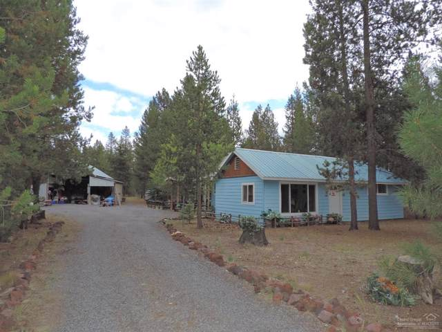 52254 Pine Forest Drive, La Pine, OR 97739 (MLS #201908761) :: Berkshire Hathaway HomeServices Northwest Real Estate