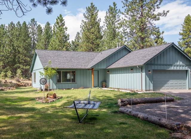 60281 Cheyenne Road, Bend, OR 97702 (MLS #201908784) :: Berkshire Hathaway HomeServices Northwest Real Estate