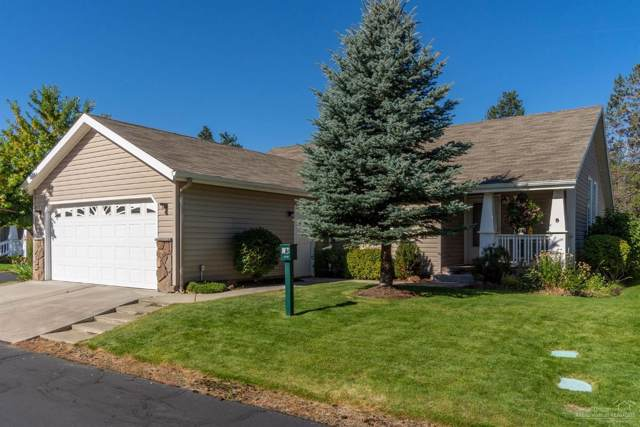 198 N Wheeler Loop, Sisters, OR 97759 (MLS #201908785) :: The Ladd Group