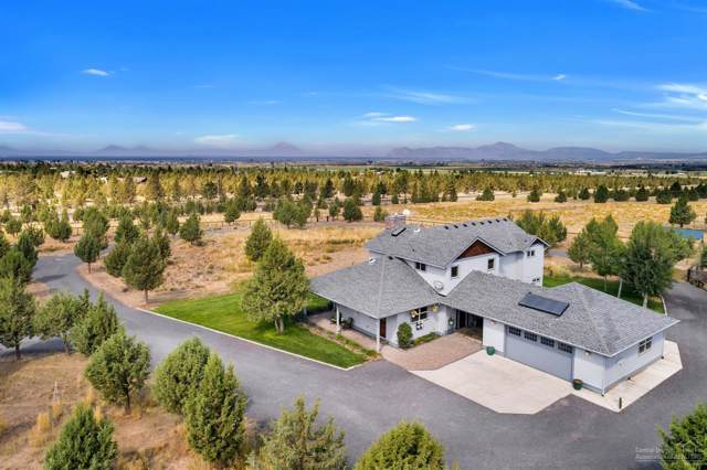 9001 SW Desert Sage Lane, Powell Butte, OR 97753 (MLS #201908790) :: Central Oregon Home Pros