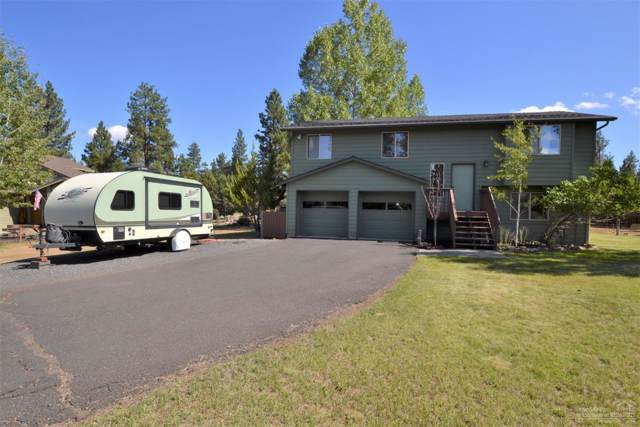 220 N Rope Place, Sisters, OR 97759 (MLS #201908795) :: The Ladd Group